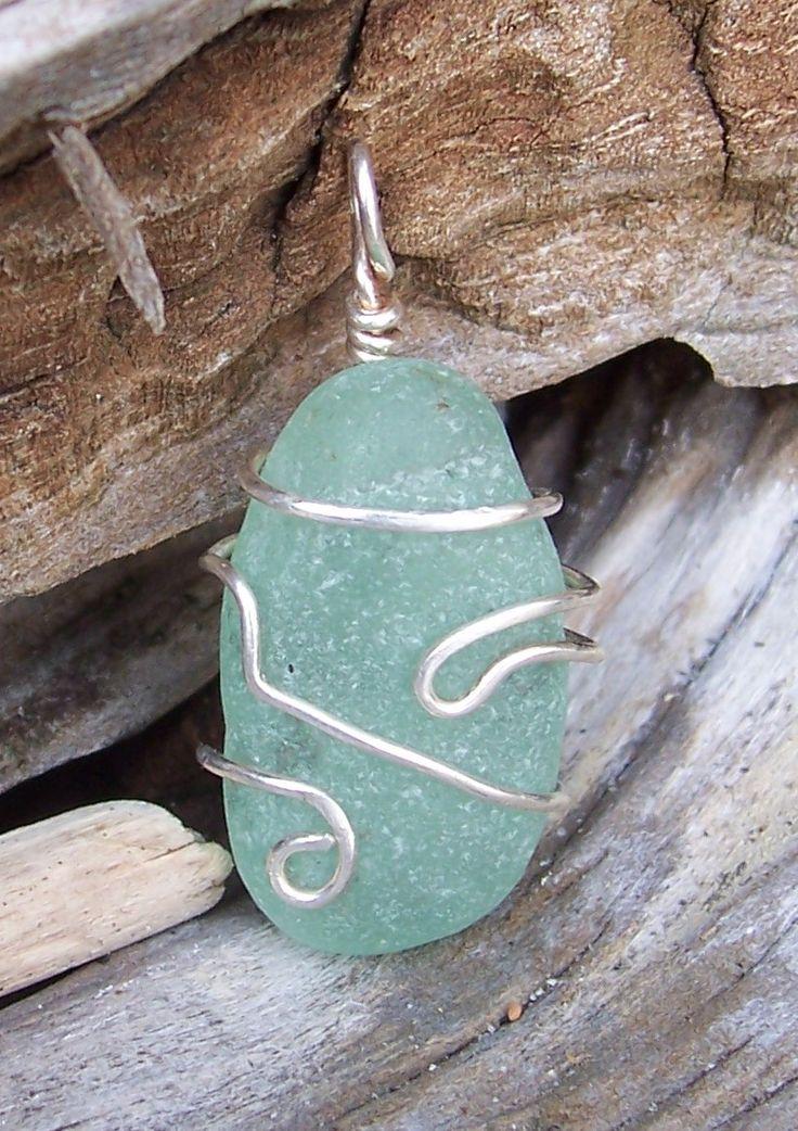 Making Beach Glass Jewelry