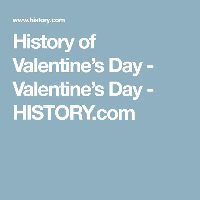 History of Valentine's Day - Valentine's Day - HISTORY.com