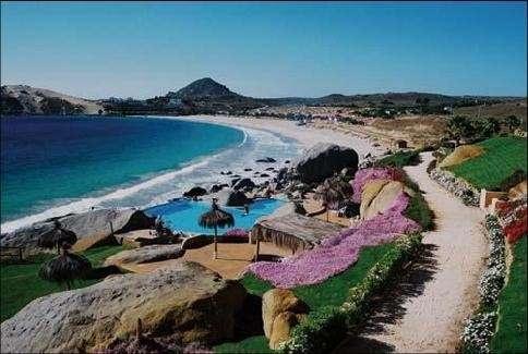 Playa Blanca, Coquimbo, Chile.