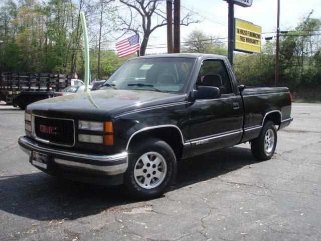 gmc sierra (new old truck)