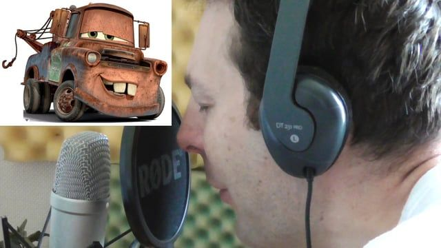 I'm a professional voiceover artist www.DavidGelkin.com. This is my impression of the #Disney #Cars character #Mater.