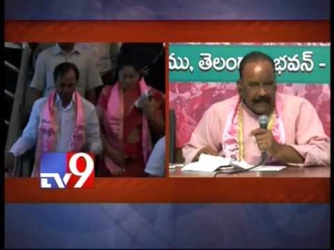 Nayani Narasimha Rao on TRS Committees