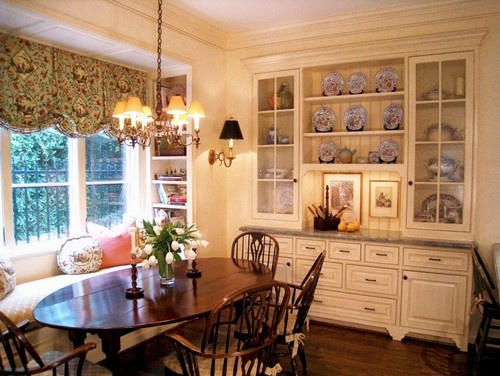 Traditional Home Breakfront China Design Pictures Remodel Decor And Ideas