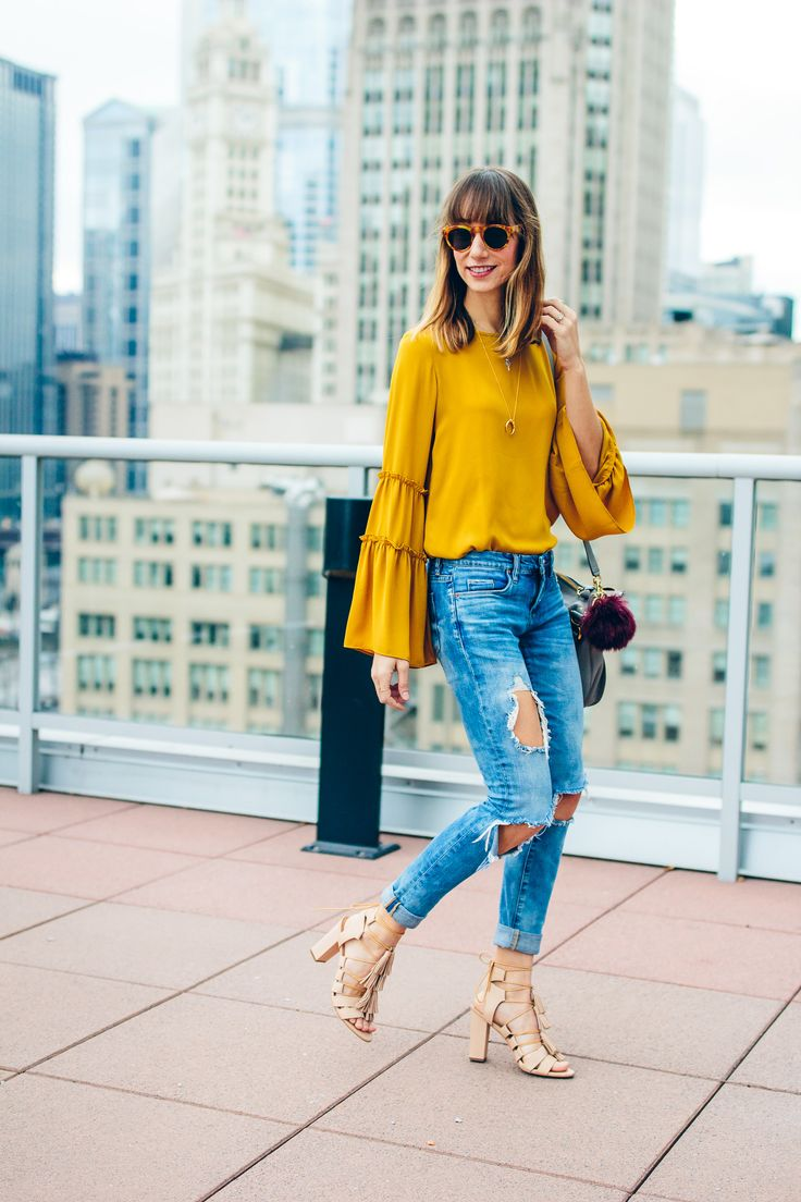 chicago style blogger