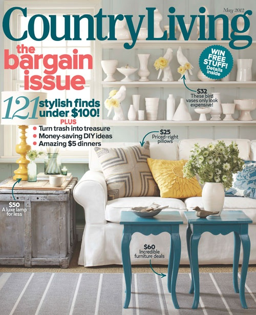 The latest issue  and a pile of past  Country Living  magazine issues  will  lay out on a table of my dream porch  They are my inspiration and reading. 51 best Home Decor Magazine images on Pinterest   Color schemes