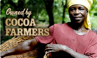 We try to buy chocolate that is fair trade and from companies that know the source of their chocolate. Watch this documentary: http://www.youtube.com/watch?v=LD85fPzLUjo