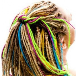 mini dreads