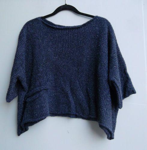 Fall Super Duper Sweater Sale Dress to Kill Artsy Jane Mohr Lagenlook | eBay