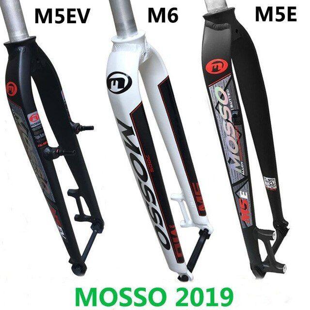 Mosso M6 M5e M5ev M3 Road Mtb Mountain For Disc And V Brake Fork