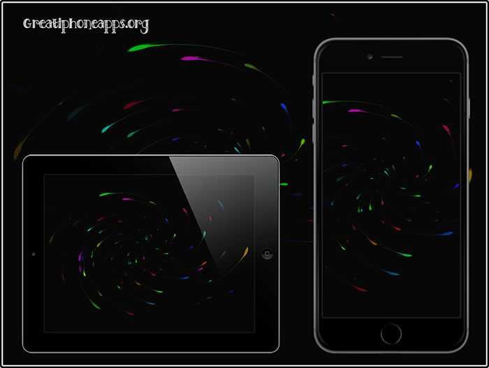 Colorful Abstract Wallpapers iphone 6