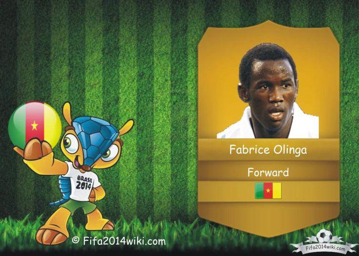 Fabrice Olinga - Cameroon Player - FIFA 2014