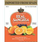 Cruz Garcia Real Sangria Red .... a must have for any proper party!!