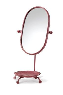 Tabletop Vanity Mirror47 best Vanity Mirrors and stand ideas images on Pinterest  . Mirror On A Stand Vanity. Home Design Ideas