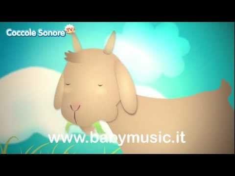 Capra Capretta - Canzoni per bambini di Coccole Sonore - YouTube