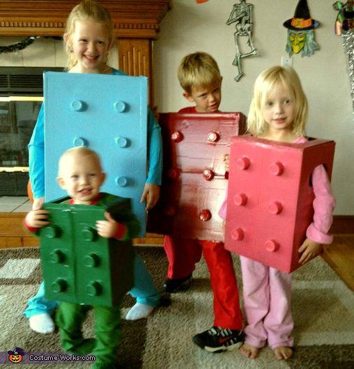 Legos - 2012 Halloween Costume Contest
