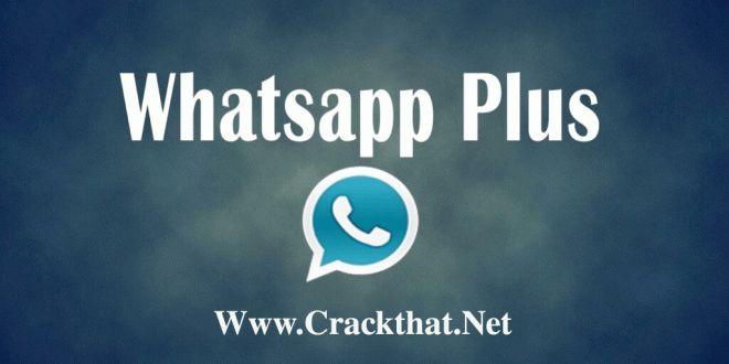 Whatsapp plus Latest and Full version..!!!