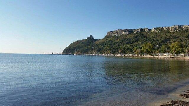 Cagliari. Sella del Diavolo