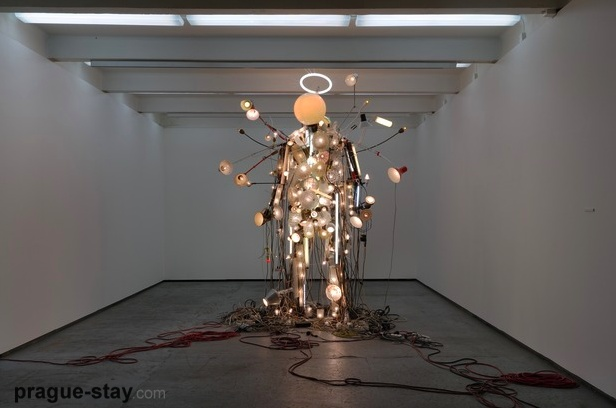 By Krištof Kintera: Svestka Galleries, Krištof Kintera, Kristof Kinteraanalysi, Galleries Tuesday, Trav'Lin Lights, Old Lamps, Home Art, Contemporary Art, Life Models