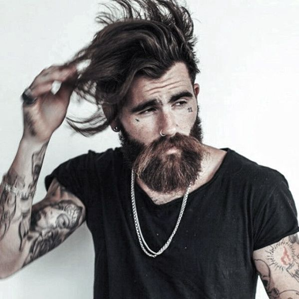 Phenomenal 50 Nice Beard Styles For Men Masculine Facial Hair Ideas Beard Natural Hairstyles Runnerswayorg