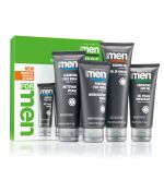 Hubby uses these products and loves them. He particularly likes the scrub and total hair and body wash. Come on, Nutri-men!