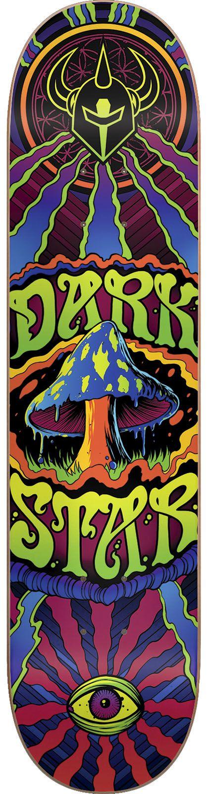 Darkstar: Trippy DECK 7.75