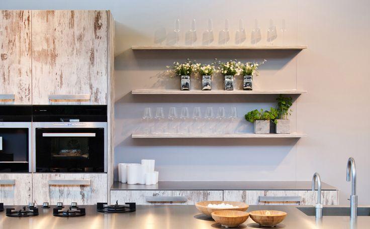 legplanken voor een keuken restyling