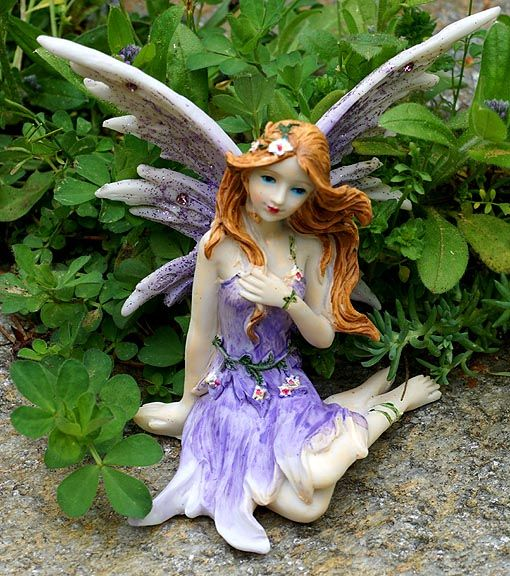 Garden Statues Fairies: 653 Best Fairy- Figurines / Dolls / Jewelry Images On