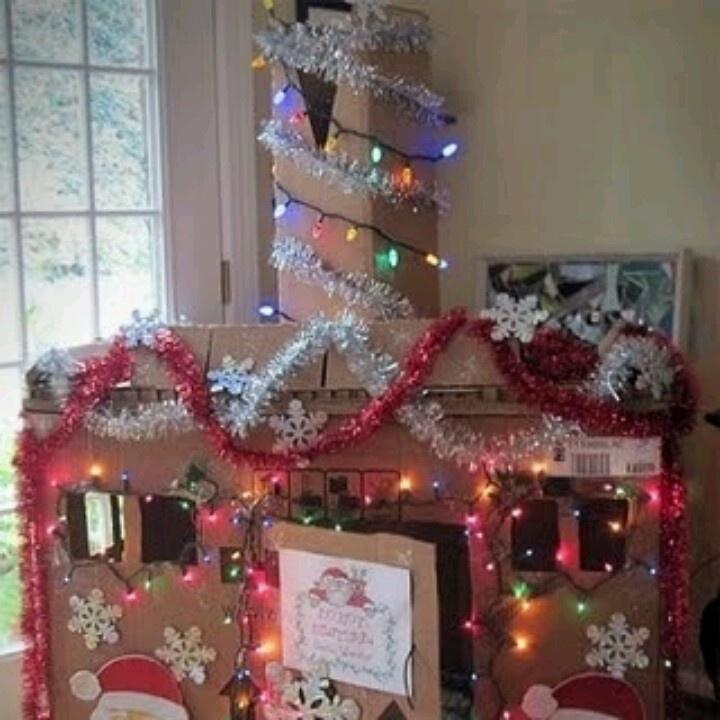 Craft For Christmas Kids