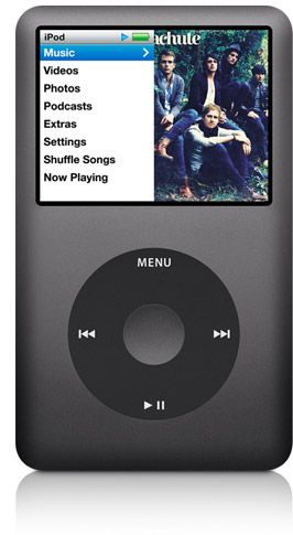 I have the original iPod classic and it is in red; I can't add anymore music oh how I need to update