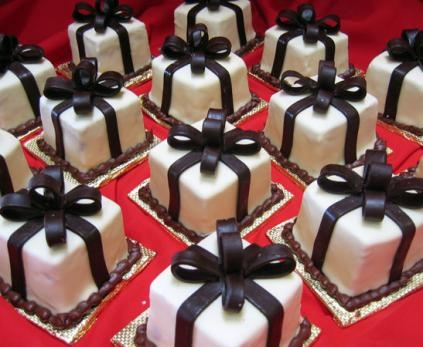 27 best in praise of the mini cake images on pinterest mini mini gift box cakes specialty cakes 2 collection negle Images