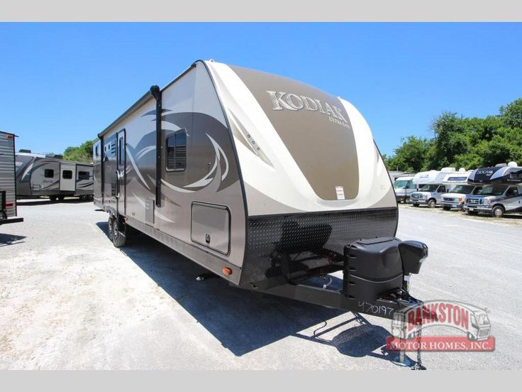 New 2017 Dutchmen RV Kodiak Ultimate 320BHSL Travel Trailer at Bankston Motor Homes | Huntsville, AL | #106926