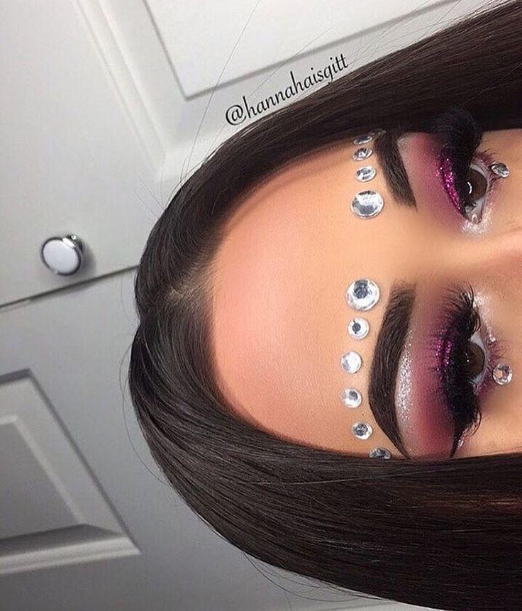25  best ideas about festival makeup glitter on pinterest