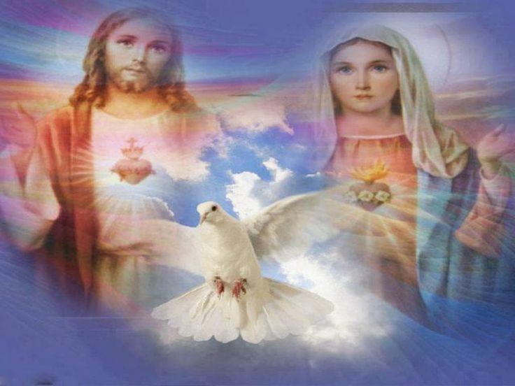 JEZUS en MARIA Groep.: Totale toewijding aan Maria een feest voor Uw ziel...