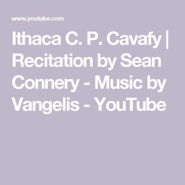 Ithaca - Poem by Constantine P. Cavafy