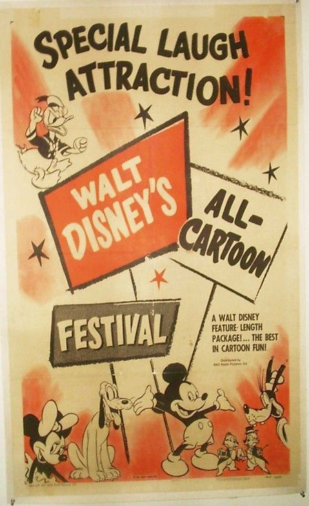 Disney World Posters Vintage | Walt Disney Original ...