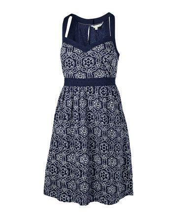 Joanie Batik Dress