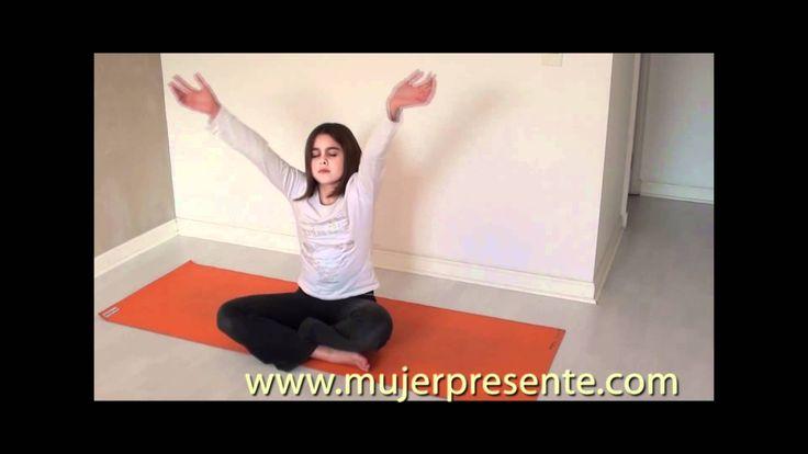 Parte 7: Curso de yoga para niños, Ejercicios de respiración