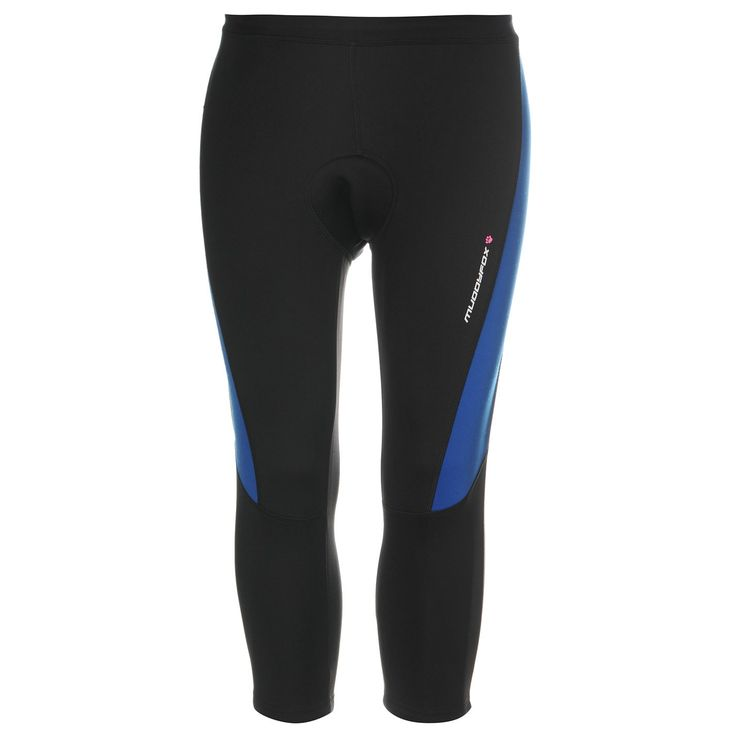 Muddyfox | Muddyfox Ladies Cycling Capri Shorts | Ladies Cycle Capris