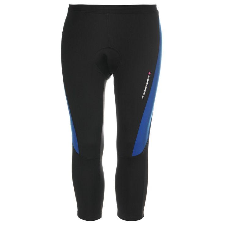 Muddyfox | Muddyfox Ladies Cycling Capri Shorts | Ladies Cycle Capris