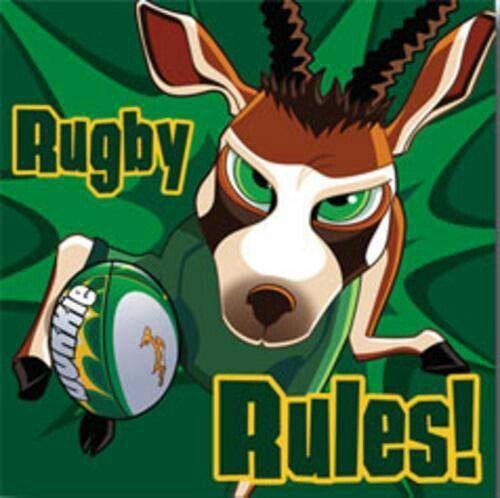 Rugby rules #SARugby #springboks