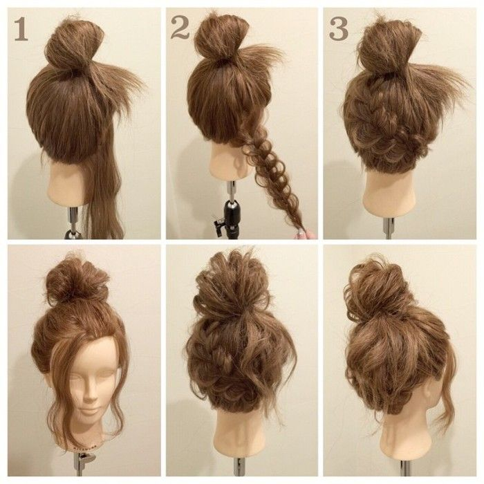 Cute Quick Hairstyles fishtail braided updo hairstyle cute quick and easy hair tutorial youtube ________ Cosplay Tutorialquick Hairstylesbraided