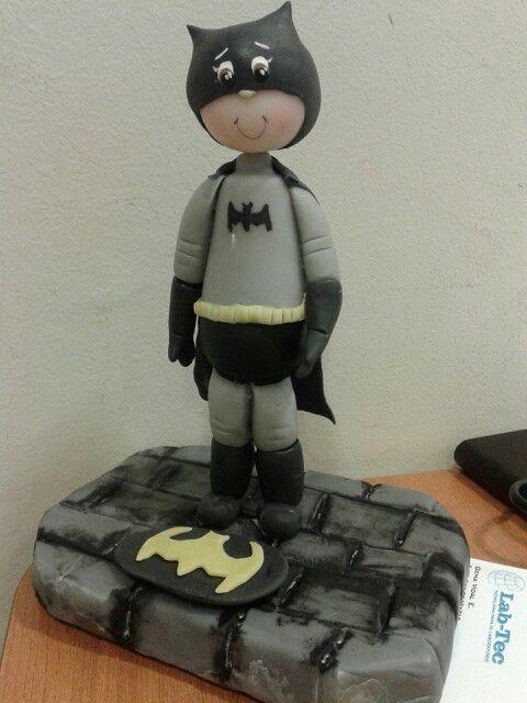 Batman porcelana fria