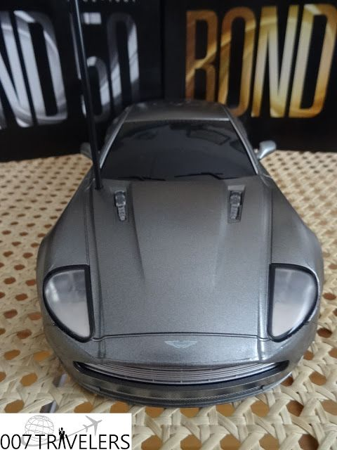 007 TRAVELERS: 007 Item: British Secret Service R/C: Aston Martin... www.007travelers.blogspot.com