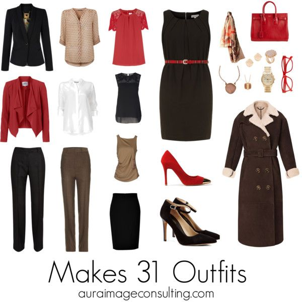 A capsule wardrobe is the best way to organize your wardrobe because it will give you a lot more outfits with just a few pieces.
