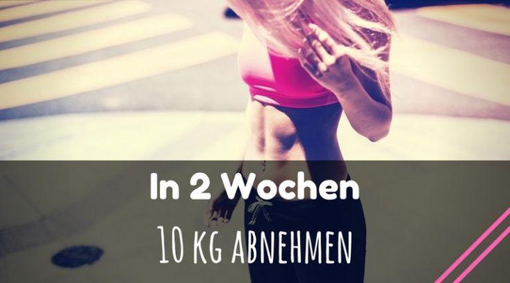 Mit diesen 4 Hacks nimmst du in 2 Wochen bis zu 10 kg ab – Ulrike Arnold