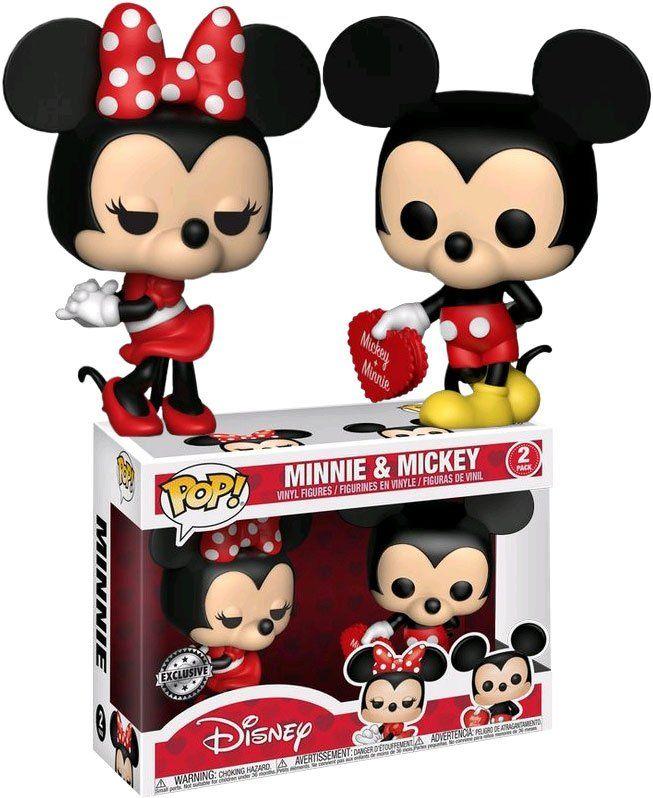 Funko pop. Valentines Day. Mickey & Minnie. Toys R Us. Exclusive.