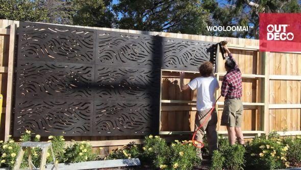 Blog Perth Garden Screens Outdeco Screens Garden Wall Designs Garden Screening Outdoor Wall Art