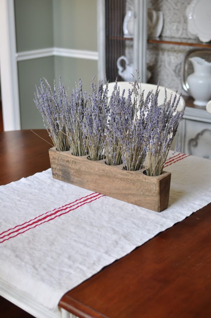 Smith and Hawken Dried Lavendar Bouquet