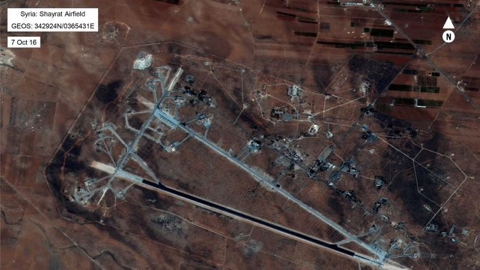 Syria: Here's what you need to know about Trump's strike on air base - ABC News (Australian Broadcasting Corporation)