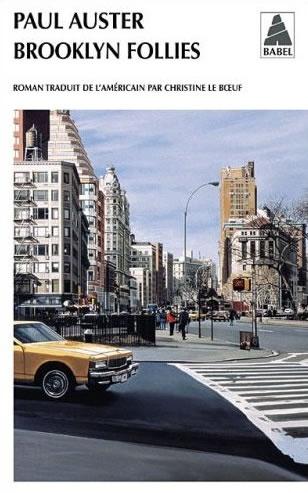 Paul Auster _ Brooklyn Follies